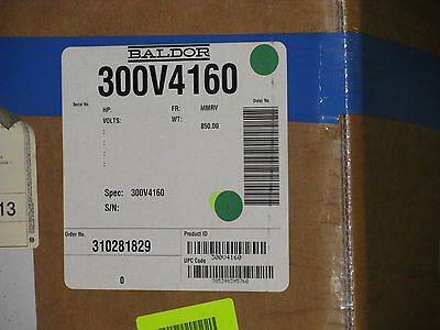 New Reliance Electric/Baldor 300HP Drive 300V4160 | Allen-Bradley compatible