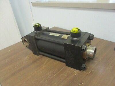 Rwc Hydraulic Cylinder Cl31-02-106 3000psi Used