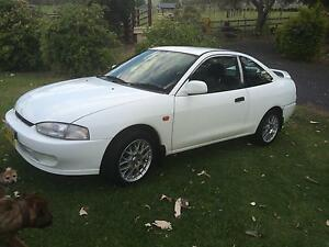 1997 Mitsubishi Lancer Coupe Grafton Clarence Valley Preview