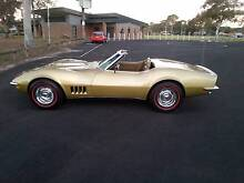 1969 Chevrolet Corvette Stingray 427 - May part trade Campbelltown Campbelltown Area Preview