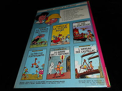 ::Peyo : Johan And Peewit 7: La Arrowhead Black Editions Since 1965