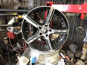 "17"" wheels 5x114 set of 4"