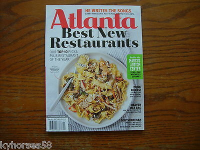 Atlanta Magazine Best New Restaurants September