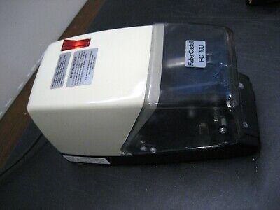 Used Faber Castell Heavy Duty Electric Office Stapler Fc-100 Stapler Type A100e