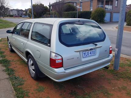 2002 Ford Falcon Wagon - Reliable runabout
