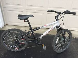 "KHS Raptor 20"" boys bike."