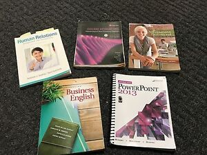 Office administration Algonquin First semester