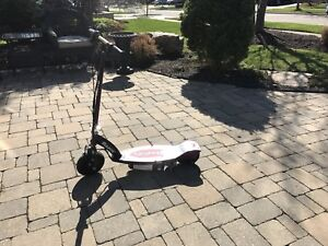Razor electric scooters $75 each
