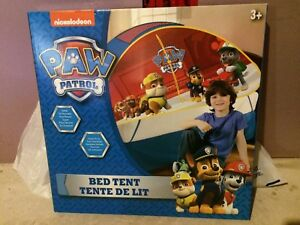 New Paw Patrol Twin bed tent