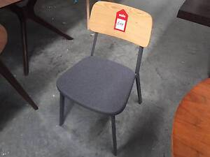 EX DISPLAY - CJersey Industrial Dining Chair - NOW ON SALE!!! Derrimut Brimbank Area Preview