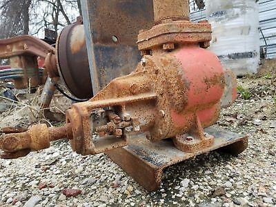 Roper Pump 3622 Hbfrv Type 3 Serial G-537184