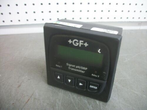 GF SIGNET pH/ORP TRANSMITTER 387502P