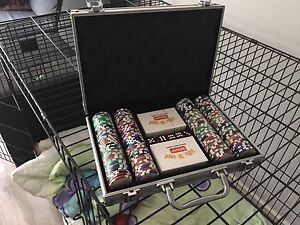 Poker set/ card game set