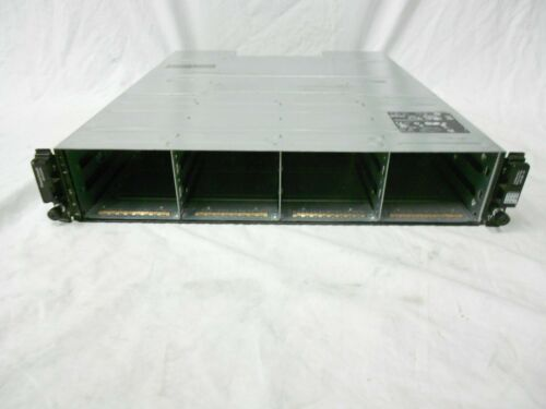 """Dell Powervault MD3200i 12 Bay 3.5"""" Drive SAN Storage Array Chassis Dual 600W PS"""