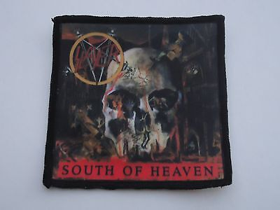 SLAYER SOUTH OF HEAVEN SUBLIMATED PATCH