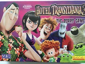 HOTEL TRANSYLVANIA 3 THE BOARD GAME