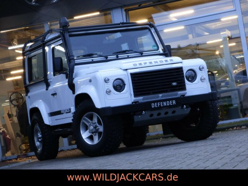 Land Rover Defender 90 TD4 WILDJACK *NORDKAPP EDITION*