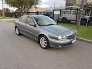 2005 Jaguar X Type Sedan East Perth Perth City Area Preview