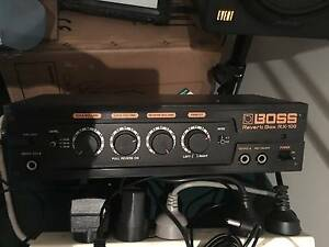 Boss rx-100 analog reverb Randwick Eastern Suburbs Preview
