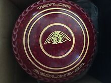 TAYLOR REDLINE SR Lawn Bowls NEW size 3 Heavy Helensvale Gold Coast North Preview