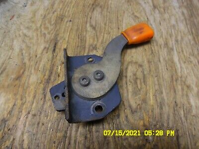 Bobcat 873 Skidsteer Throttle Handle Assembly 6705452