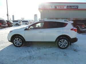 2015 Toyota RAV4 Limited Local One Owner, Leather, Navi, Heat...
