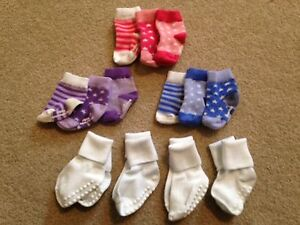 Adorable Mix-and-Match Socks