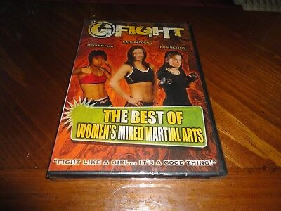 Best of Women's Mixed Martial Arts DVD MMA Fighting - Megumi Fuji Kaitlin (Best Mixed Martial Arts)