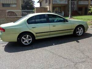 2004 Ford Falcon Xt 4 Sp Auto Seq Sportshift 4d Sedan