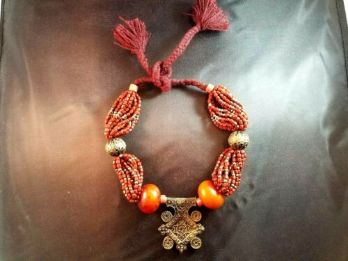 Fine Berber Necklace