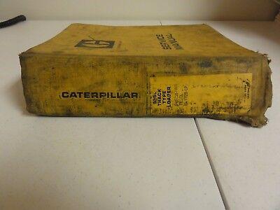 Caterpillar Cat 955l Track Type Loader Repair Service Manual