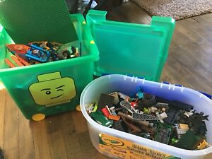 Huge Lot of Lego