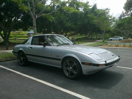 1984 Mazda RX7 Coupe Rochedale South Brisbane South East Preview