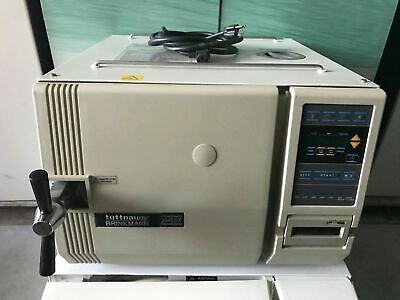 Nice - Tuttnauer 2540ek Tabletop Digital Dental Autoclave Steam Sterilizer 230v