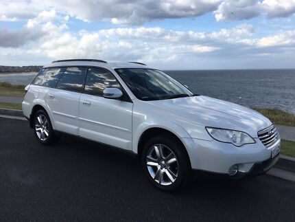 SUBARU OUTBACK 2.5i AUTO SPORTSHIFT MY09 LUXURY PACK SPECIAL EDITION