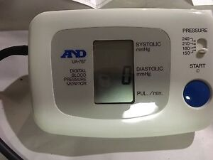 Digital Blood Pressure Monitor Cannon Hill Brisbane South East Preview