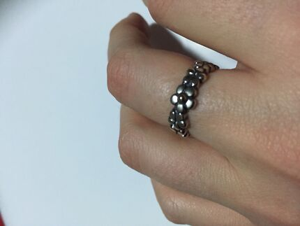 Pandora Two-toned Ring  Beenleigh Logan Area Preview