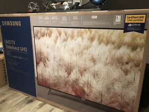 Samsung 4K UHD 50 inch TV brand new in box