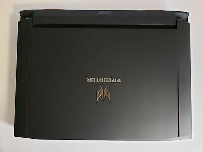 "Acer Predator 17x Gaming Laptop i7-7820HK GTX1080 32GB Ram 17"" UHD 4K LCD Panel"