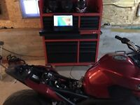 Motorcycle Repair and Modification