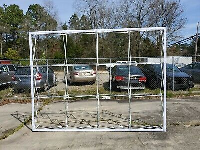 10x8 Popup Trade Show Booth Display Wall Frame. Aluminum. Pop Up Free Shipping