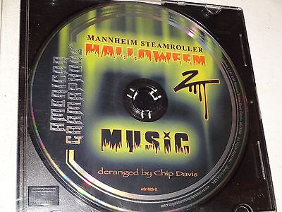 CDH Halloween 2 Music: Creatures Collection by Mannheim SteamRoller (Mannheim Steamroller Halloween 2)
