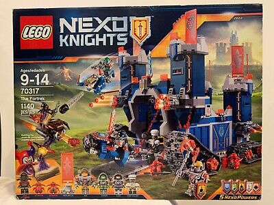 LEGO - NEXO KNIGHTS - The Fortrex (70317) NEW & FACTORY SEALED