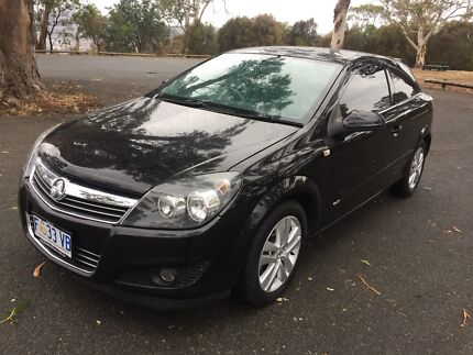 2008 Holden Astra Coupe Glebe Hobart City Preview
