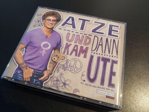 Atze Schröder UND DANN KAM UTE Hörbuch CD Comedy wie neu Comedian