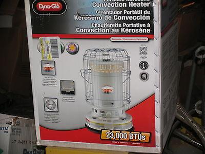 Dyna-glo Indoor Convection Kerosene Heater - 23000 Btu