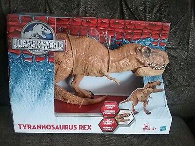 Jurassic World Giant Chomping T-Rex Tyrannosaurus Rex Jurassic Park Toy New - Giant T Rex