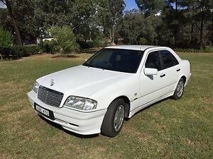 1998 Mercedes C200 Kurmond Hawkesbury Area Preview