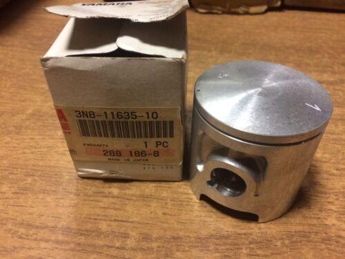 YAMAHA YZ125 YZ125H 1980 1981 Piston .25 O/S N.O.S!