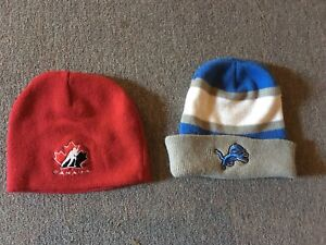 Adult Winter Toques : 2 for $5